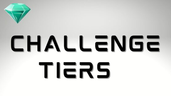 Challenge Tiers Outriders