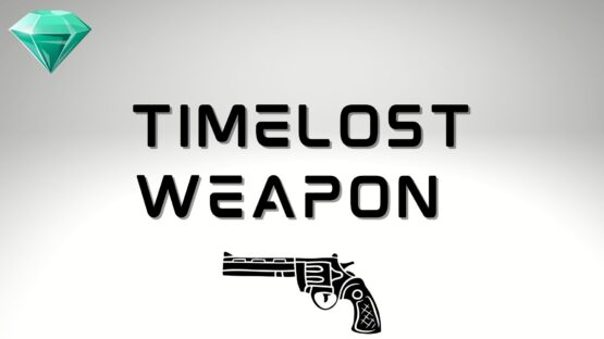 Timelost Weapon